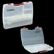 Купить Коробка рыболовная регулируемая с ручкой Kosadaka TB1210 380x290x60мм