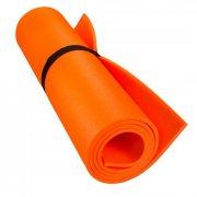 Купить Коврик туристический однослойный оранжевый 180х60х0,8см