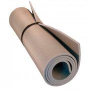 Купить Коврик туристический однослойный серый 180х60х0,8см