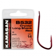 Купить Крючок одинарный Kamasan В 532 10 шт.