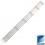 Купить Квивертипы для фидера Salmo 1.00OZ 3.3мм графит 5шт. набор
