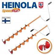 Купить Ледобур Heinola SpeedRun Classic 155мм/0.8м