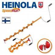 Купить Ледобур Heinola SpeedRun Compact 115мм/1.0м