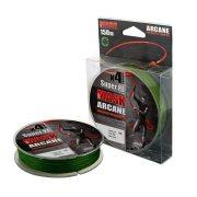 Купить Леска плетеная Akkoi Mask Arcane X4 150м Green (0,08мм)