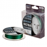 Купить Леска плетеная Akkoi Mask Ultra X4 110м Green (0,06мм)