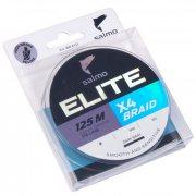 Купить Леска плетеная Salmo Elite X4 Braid 125м 0,20 (Dark Gray)