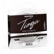 Купить Леска плетеная Team Salmo Tioga Silver Grey 150м (0,132мм)
