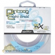 Купить Леска плет;ная Pontoon 21 Eight Braid, 0.165 мм, 18Lb