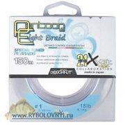 Купить Леска плет;ная Pontoon 21 Eight Braid, 0.265 мм, 48Lb
