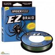 Купить Леска плет;ная Spiderwire EZ Braid Green 0.15