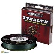 Купить Леска плет;ная Spiderwire STEALTH Green 0.14 137м
