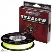 Купить Леска плет;ная Spiderwire STEALTH Yellow 0.17 137м