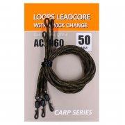 Купить Лидкор Orange AC2060 Loops leadcore QC 50см
