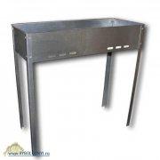 Купить Мангал сталь 1,5мм 70х30х70