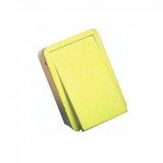 Купить Мотыльница ГX желтая 7.5х5х2.8 см