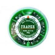 Купить Набор дроби Traper (крупная 50 гр)