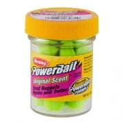 Купить Насадка форелевая Berkley PowerBait Original Scent Trout Nuggets Chartreuse 30g