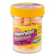 Купить Насадка форелевая Berkley PowerBait Original Scent Trout Nuggets Yellow 30g