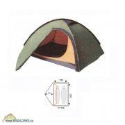 Купить Палатка 2-х местная Fjord Nansen Lima 2