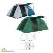 Купить Палатка туристическая 4-х местная Canadian Camper Grand Canyon 4 Royal