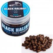 Купить Пеллетс насадочный Sonik Baits Black Halibut 8мм 90мл