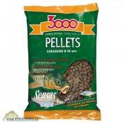 Купить Пеллетс Sensas 3000 CARASSIN 6мм 0.7кг