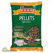 Купить Пеллетс Sensas 3000 CARP 4мм 0.7кг