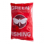"""Купить Пеллетс зимний Green Fishing """"Червь"""" 0,8 кг"""