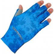 Купить Перчатки Kosadaka Sun Gloves, р S/M (цвет Blue)