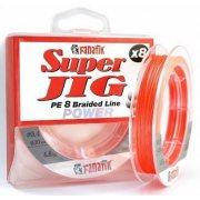 Купить Плетеная леска Fanatik Super JIG PE X8 120m (0.10 мм) Orange
