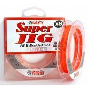 Купить Плетеная леска Fanatik Super JIG PE X8 120m (0.18 мм) Orange