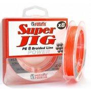 Купить Плетеная леска Fanatik Super JIG PE X8 120m (0.20 мм) Orange