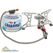 Купить Плита газовая портативная Следопыт PF-GSP-H04 ГОВОРЯЩИЙ ОГОНЬ