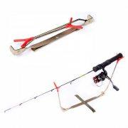 Купить Подставка Salmo Ice Rod Rack металлическая