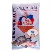 Купить Прикормка Pelican «Лещ Ваниль» 1кг