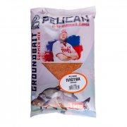 Купить Прикормка Pelican «Плотва Корица» 1кг