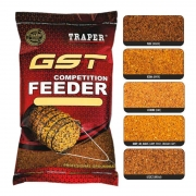 Купить Прикормка Traper GST Competition Feeder River (Река) 750г