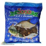 Купить Прикормка зимняя готовая Sensas 3000 PERCH NATURAL 0.5кг