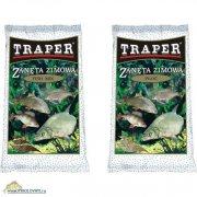 Купить Прикормка зимняя Traper Zimowe Плотва 0,75 кг