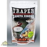 Купить Прикормка зимняя Traper Zimowe Ready Ochotka (мотыль) готовая увлажненная 0,75 кг