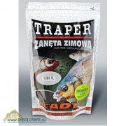 Купить Прикормка зимняя Traper Zimowe Ready Ploc (плотва) готовая увлажненная 0,75 кг