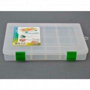 Купить Рыболовная коробка для приманок Aquatic Fisherbox 250 (255 x 188 x 39 мм)
