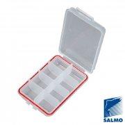 Купить Рыболовная коробка для приманок Salmo Waterproof на 8 ячеек (105x70x25 мм)