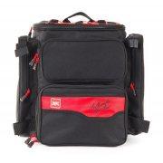 Купить Рюкзак рыболовный с коробками Lucky John 40x38x23 см
