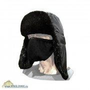 Купить Шапка-ушанка с маской (Норка)