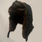 Купить Шапка-ушанка с регулировкой (Волк)