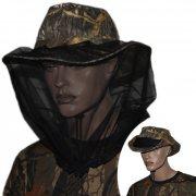 """Купить Шляпа-Ковбойка с антимоскитной сеткой """"Лес"""", р.60-62"""