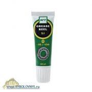 Купить Смазка для катушек SFT Grease Reel Li (зеленый)