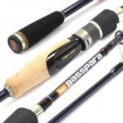 Купить Спиннинг Major Craft Basspara 702ML 2,1 м 3-10 гр