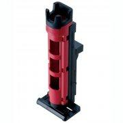 Купить Стакан-держатель для удилищ Meiho BM-230N Black Red 50x54x266